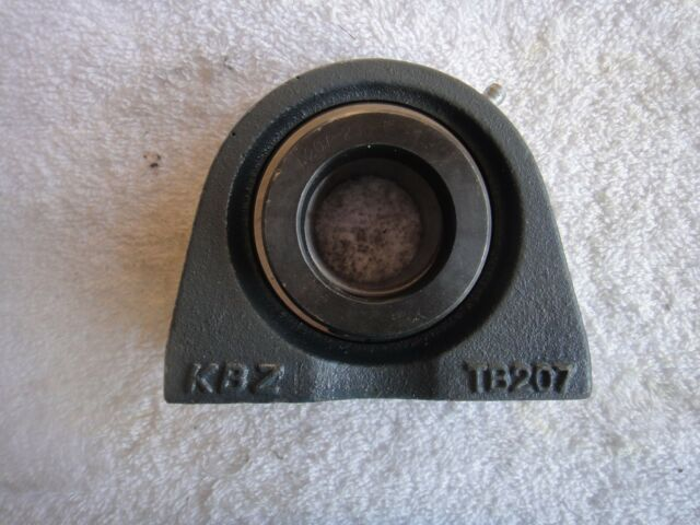 2x 1 7//16 in Pillow Block Cast Iron HCTB207-23 Mounted Bearing HC207-23+TB207