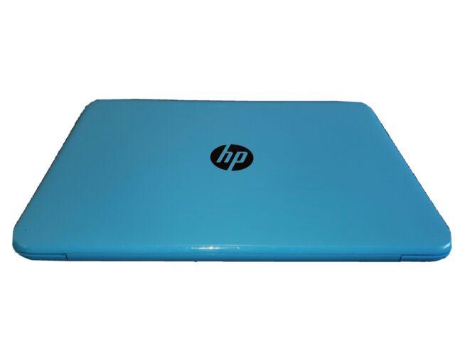 HP Stream 14-cb011wm 14 inch (32GB, Intel Celeron N3060, 4GB) Laptop - Blue - 1…