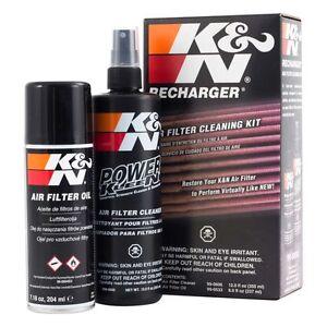 K-amp-N-Air-Filter-Cleaner-olio-Caricabatteria-Kit-di-servizio-K-E-N-Power-Kleen-99-5000eu