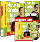 How to Grade for Learning, K-12: A Multimedia Kit for Professional Development by SAGE Publications Inc (Mixed media product, 2009)