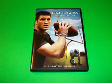 TIM TEBOW ON A MISSION DVD MOVIE