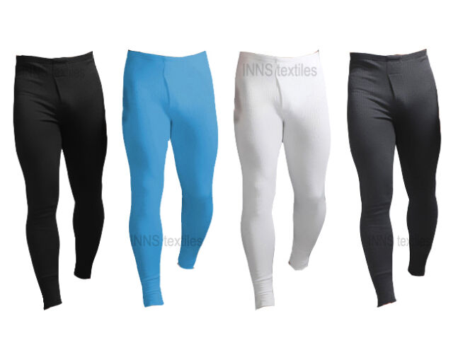 Mens Brushed Thermal Underwear Long Johns M,L,XL