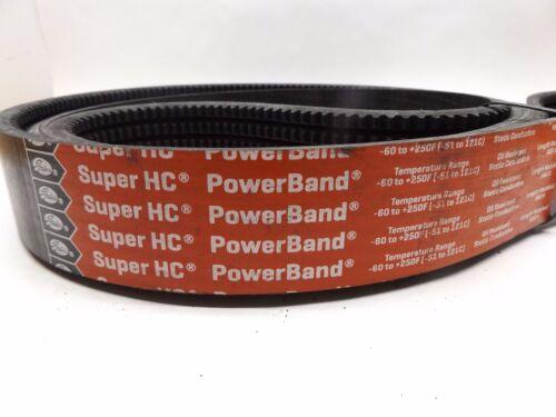 "GATES 5//3VX1060 9388-5106 SUPER HC POWERBAND 1-7//8/"" WIDE"