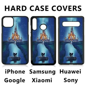 Disney-castle-Hard-Phone-Case-Cover