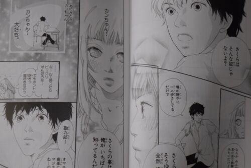 Ao Haru Ride JAPAN Io Sakisaka manga Renai joshi Tanpenshu Short Stories 1+2