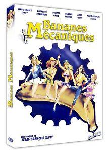 BANANES-MECANIQUES-DVD