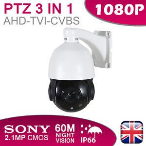 PTZ-CCTV-CAMERA-3-IN-1-AHD-TVI-CVBS-60M-NIGHT-VISION-OUTDOOR-DOME-18X-ZOOM-UK