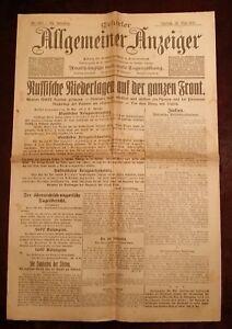 Erfurt-General-Display-21-May-1915-Historical-Newspaper-1-World-War