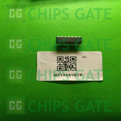 DIP-14 30PCS NEW MC14081BCP MOT 0812