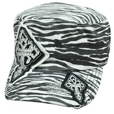 Fanartikel Systematisch Müdigkeit Field Patrol Militär Hut Castro Gem Gerippt Keltenkreuz Zubaz Zebra Kataloge Werden Auf Anfrage Verschickt