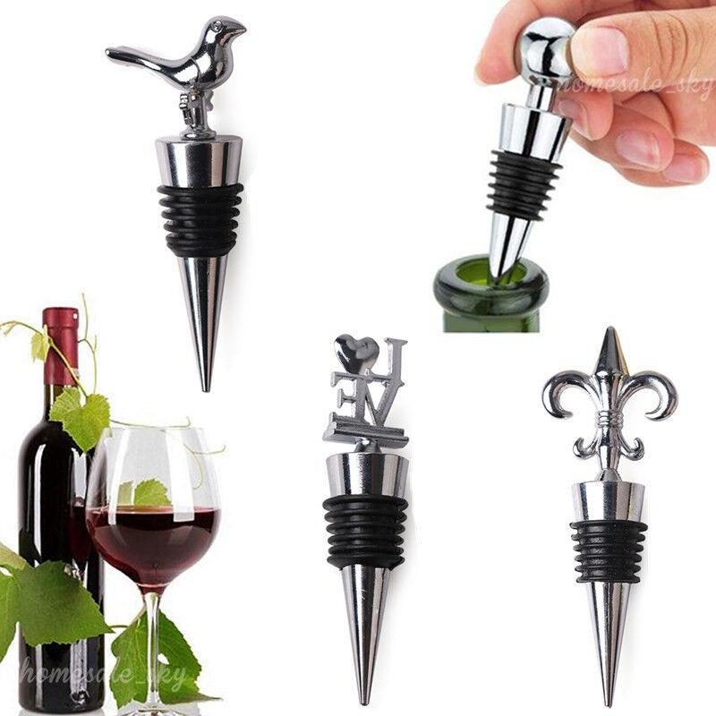 מגוון עיצובים וסוגים של פקקי יין בין 7.54-10.00 ש