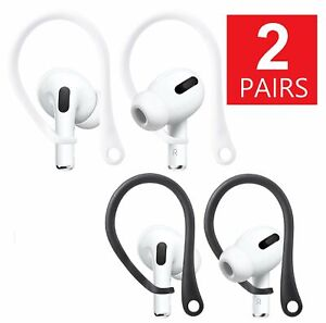 Silicone Sports Anti-lost Ear Hook For AirPods 1 2 Pro Strap Earhook Holders