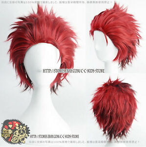 Details about Gravity falls Red Bill Cipher Human Nightmare Speedpaint  Cosplay wig costume