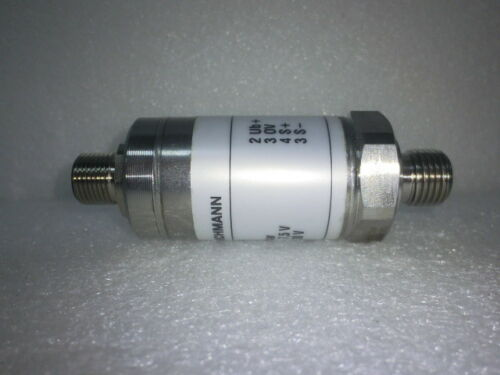Hirschmann DP204 Pressure Transducer,108061,0.375bar,8393226,unused,Ger~5804