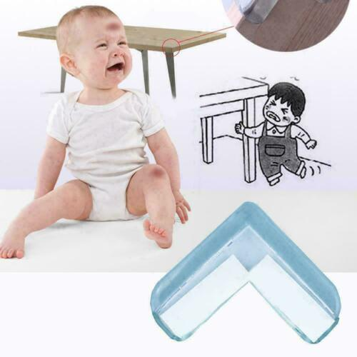 1//10pcs Child Baby Safe Good Guard Protector Table Edge Protection Corner W5Q5