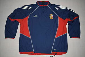 ADIDAS TRAININGS JACKE Sport Jacket Track Top Soccer Casual Grau 2005 9 XL XXL