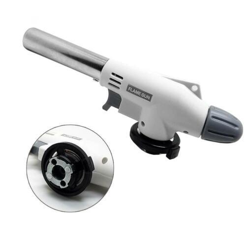 Vollautomatische elektronische Flammenpistole Butanbrenner Tragbares J1