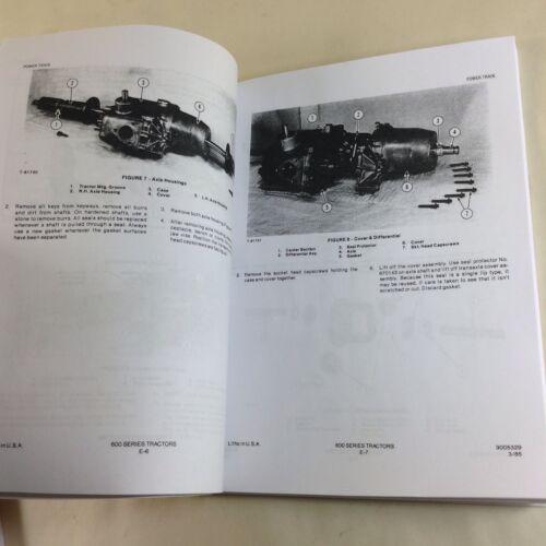 ALLIS CHALMERS 611 616 H LTD TRACTOR MOWER GARDEN TRACTOR SERVICE REPAIR  MANUAL Heavy Equipment Manuals & Books Business & Industrial sidra.hospitalsidra hospital