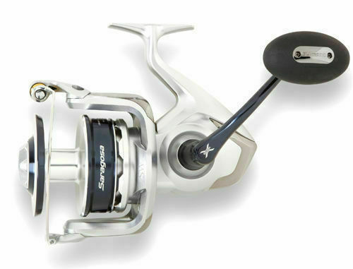 NEW SHIMANO SARAGOSA SW 6000 6000 6000 SW SPINNING REEL *1-3 DAYS FAST DELIVERY*