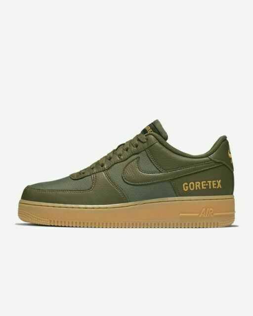 Size 9.5 - Nike Air Force 1 Low x Gore-Tex Medium Olive 2019 for ...