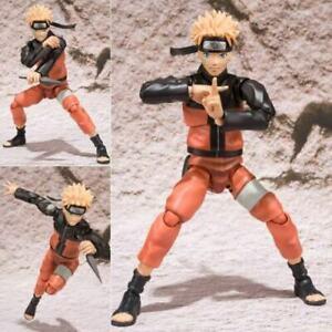 14cm Naruto Movable Uchiha Sasuke Uzumaki Naruto Action Figure Toys Collectibles Ebay