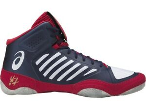 Details about ASICS Wrestling Shoes (Boots) JB ELITE III Ringerschuhe Chaussures de Lutte