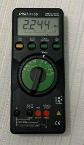 Kopp digitales Multimeter Messgerät CAT3 8 Funktionen 19 Bereiche 196402044 NEU