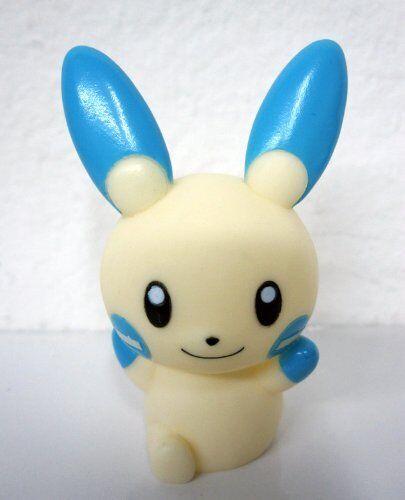 Pokemon Finger Puppet Mini PVC Figure Minun