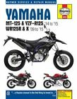 Yamaha MT 125, YZF R125 & WR125R Service and Repair Manual: 2009 - 2015 by Matthew Coombs (Paperback, 2015)