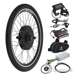 Automobiles & Motorcycles Lcd 48v 1000w 26inch Hight Speed Scooter Electric Bicycle E-bike Hub Motor Conversion Kit In Short Supply