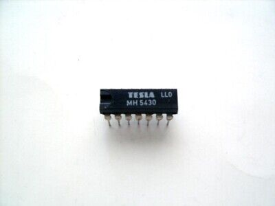 100x HD7438P HITACHI Quad 2-Input Positive NAND Buffer TTL IC