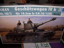 German Geschutswagen IV b Sd.Kfz.165/1 1/35 Scale by Trumpeter. MISB