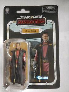 "Star Wars The Vintage Collection 3.75"" - The Mandalorian - Greef Karga"