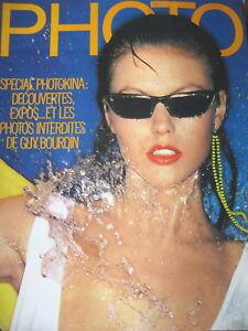 magazine-PHOTO-132-F-GIACOBETTI-GUY-BOURDIN-HELMUT-NEWTON-SHINZO-MAEDA-1978