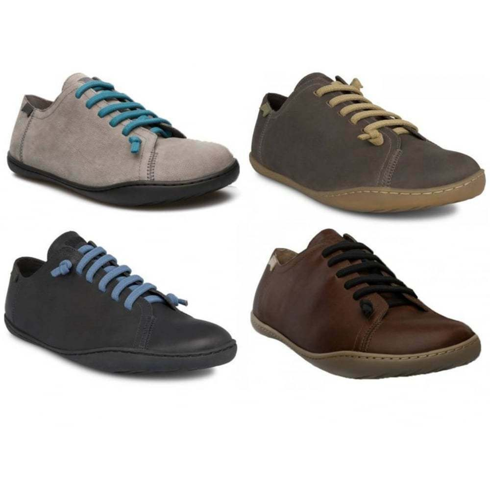 Camper Peu Sizes Cami Textured Leather Mens Shoes All Sizes Peu in Various Colours c48734