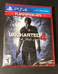Uncharted-4-A-Thief-039-s-End-PlayStation-Hits-PS4-NEW