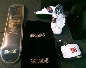 NEW Era cap 2094 DC skate deck RARE