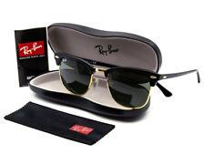 7e7cf85e44 item 6 Ray Ban Sunglasses RB 3016 Clubmaster W0365 3N Black   Gold 51  21  145 -Ray Ban Sunglasses RB 3016 Clubmaster W0365 3N Black   Gold 51  21 145