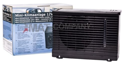 Mini-LUFTKÜHLER Klimaanlage 12V Auto Lüfter kühle Luft unterwegs