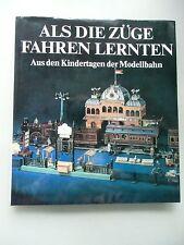 2 Bücher Als die Züge fahren lernten Kinteragen Modellbahn Modelleisenbahnen