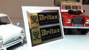 Britax-Lyfe-Lok-Seatbelt-Seat-Belt-Clasp-Buckle-Decal-Sticker-Classic-Land-Rover