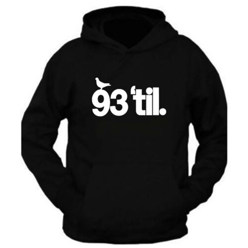 93 TO INFINITY Tribe called quest Souls mischief naughty nature gangstarr HOODIE