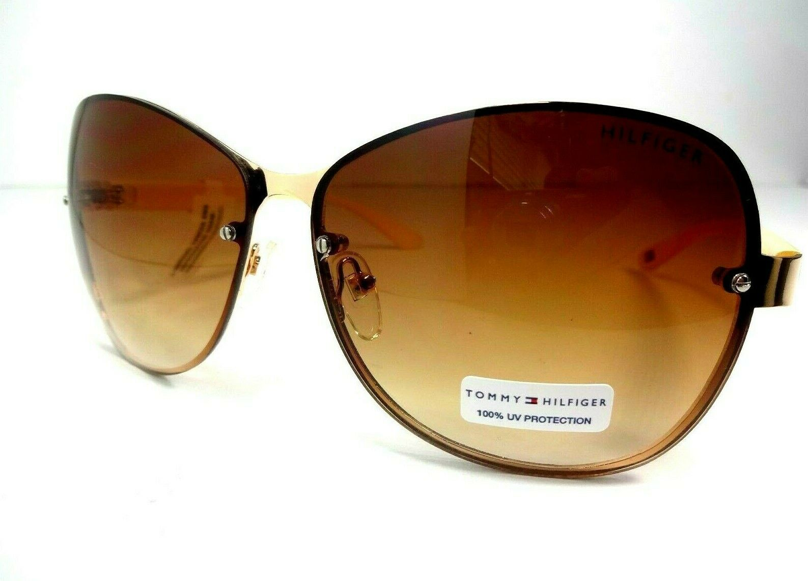 ***TOMMY HILFIGER LADIES FANCY DESIGNER SUNGLASSES, BRAND NEW AND AUTHENTIC!