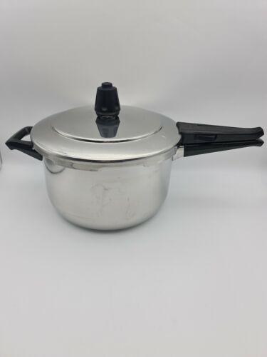 WMF Schnellkochtopf Drucktopf Dampfkochtopf Topf 5 L Topf Küche Kochen Ventil