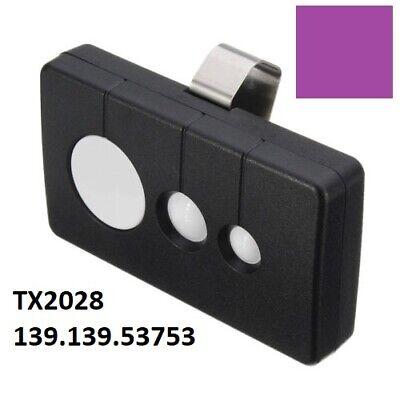 Sears Craftsman 139 53753 1 Button Garage Door Opener