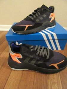 info for f2129 8f072 Image is loading Adidas-Nite-Jogger-Size-11-5-Core-Black-