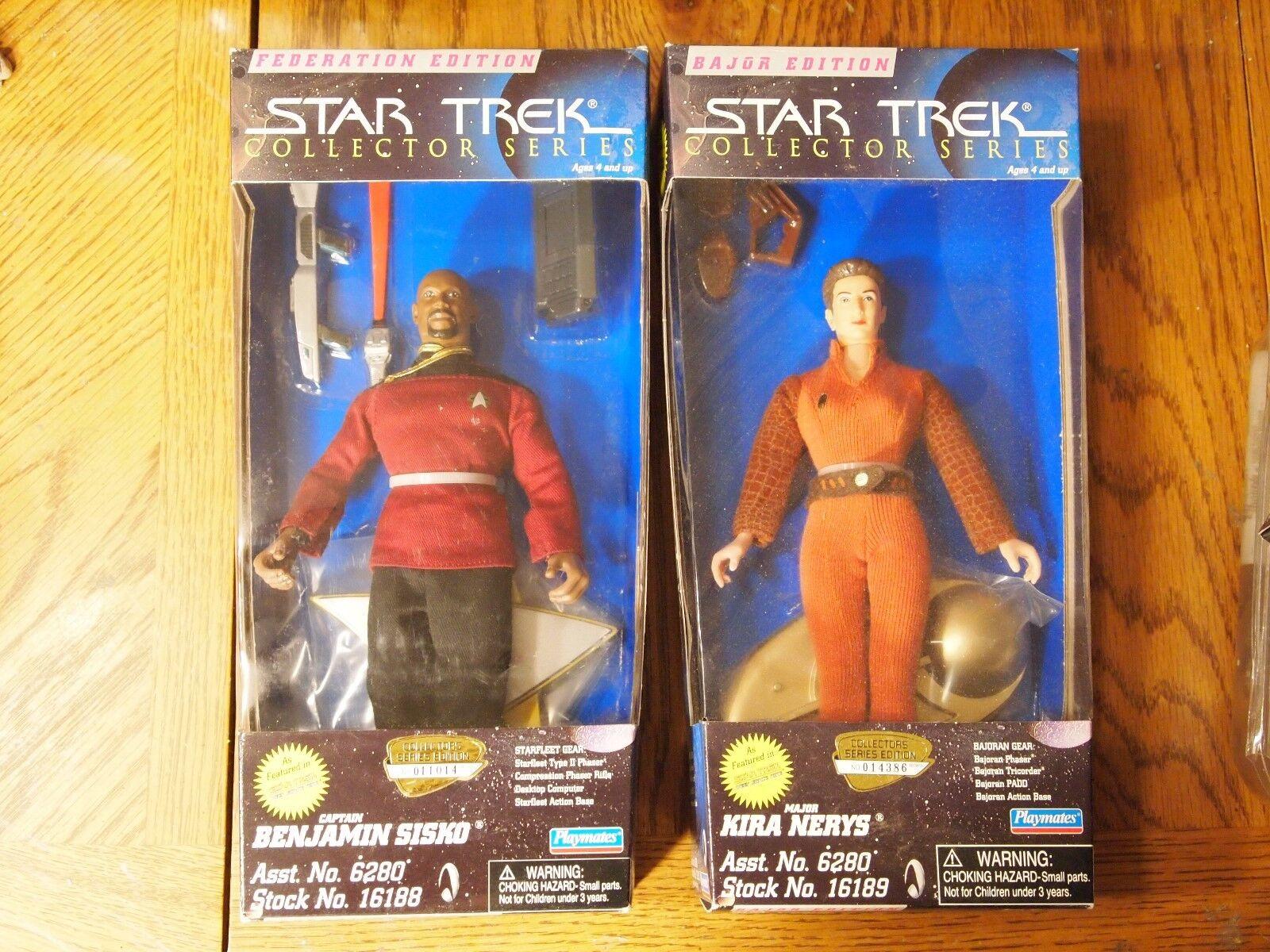 Two Playmates Star Trek 9