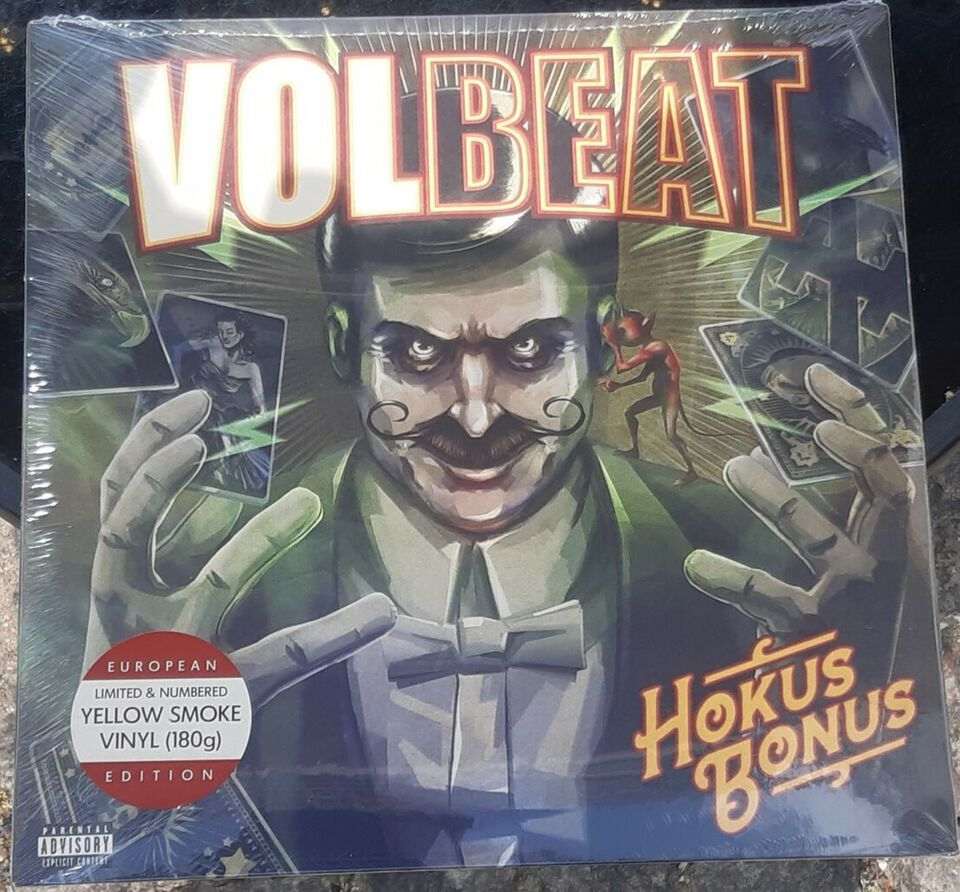 LP, Volbeat, Hokus Pokus
