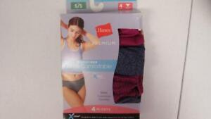 Hanes Cool /& Comfortable Microfiber Briefs X-Temp Underwear Panties U PICK Size