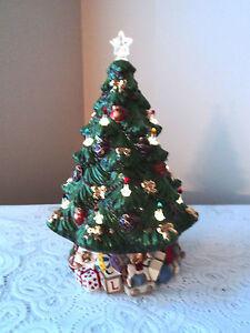 image is loading christmas tree lenox holiday village rotating musical colored - Christmas Tree Village